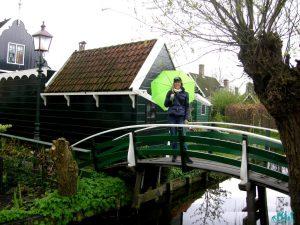 Olanda in primavera: Zaanse Shanse
