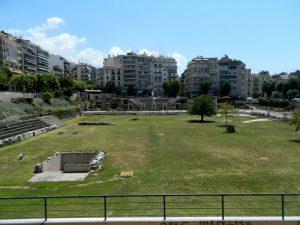 Salonicco in un giorno-il foro romano