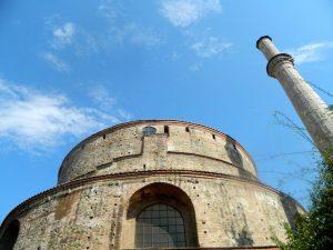 Salonicco in un giorno-la rotonda di galerio