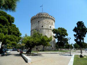 Salonicco in un giorno-la torre bianca