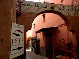 hammam per famiglie a Marrakech