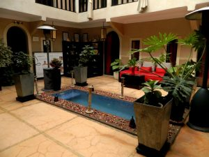 hammam per famiglie a marrakech-la struttura di isis spa