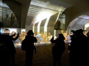 Mostrea Milano: Leonardo & Warhol