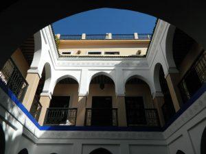 viaggio in marocco-i riad