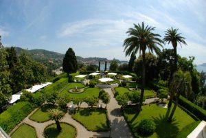 villa marigola e la caccia al tesoro botanico