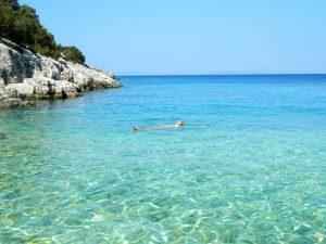 Spiagge di cefalonia-dafnoudi
