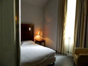 le camere superior e le suite del castello di montaldo