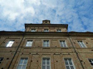 castello di Montaldo-hotel e spa-la facciata