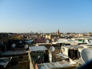 i riad nella medina di marrakech