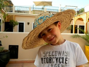 riad di marrakech per bambini