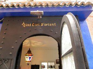 riad ciel d'orien di marrakech