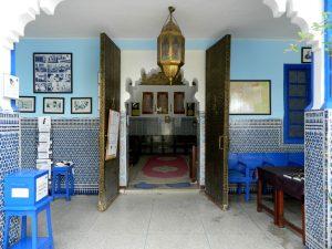 la sinagoga di marrakech