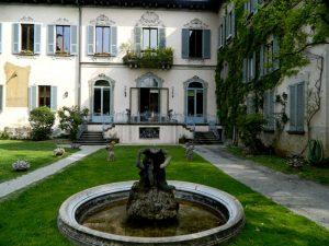 casa degli atellani e la vigna di leonardo a milano