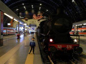 larioexpress alla stazione centrale di milano