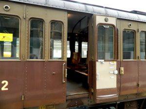 larioexpress treno storico della fondazione fs