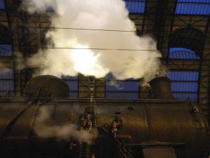larioexpress treno storico a vapore
