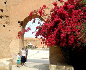 kasbah marrakech-palazzo el badi
