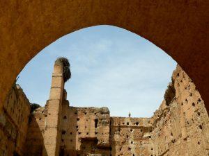palazzo el badi-kasbah di marrakech