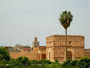la kasbah di marrakech