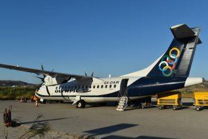 vacanze a milos: raggiungere l isola in aereo