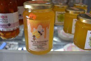 vacanze a milos: assaggiare il miele dell'isola