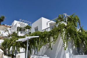 vacanze a milos: hotel Agnanti