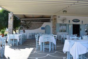 mangiare a Kimolos da Sardis