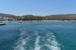 piccola guida di kimolos- traghetto