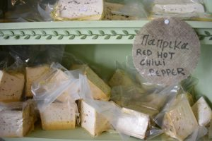 il formaggio di kimolos