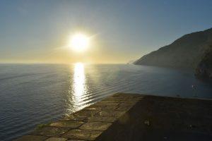 il tramonto da san pietro da non perdere a portovenere