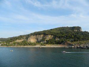 fare una gita alle isole davanti a Portovenere