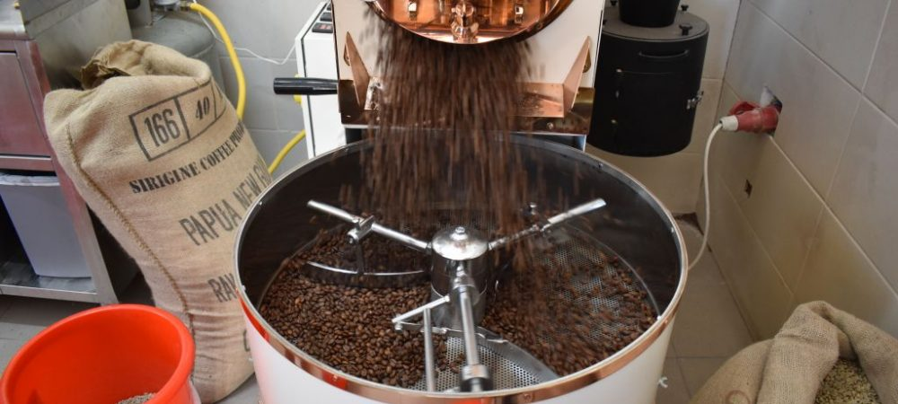 WAY CUP ROASTERY, IL CAFFE' DI SIFNOS