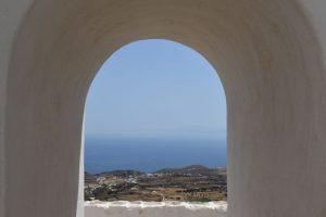 vedute dalla chiesa di Agios Andreas