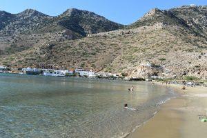 spiaggia di kamares