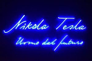 la mostra di Nikola Tesla a Milano