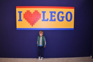 mostra i love lego a milano