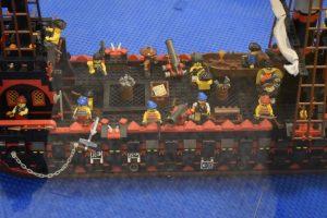 mostra i love lego milano-i pirati