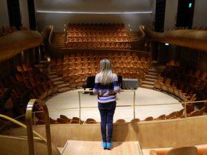 auditorium al museo del violino di cremona