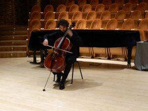 le audizioni al museo del violino di cremona