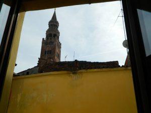 dormire in famiglia a Cremona all'hotel Astoria