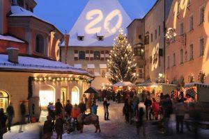 i mercatini di Natale di Hall