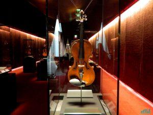 il museo del violino di cremona