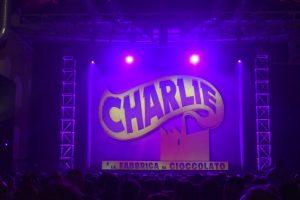 charlie e la fabbrica di cioccolato a milano il musical