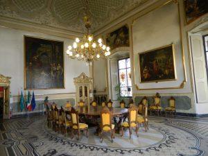 il palazzo del comune di cremona