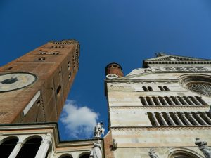 torrazzo e cattedrale di Cremona