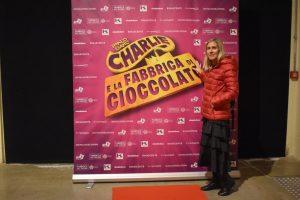 Charlie e la fabbrica di cioccolato il musical a Milano