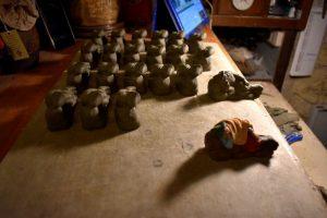 figurine di terracotta a san gregorio armeno