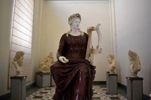 le collezioni del museo archeologico di napoli