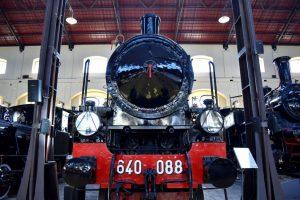 cosa vedere al museo ferroviario di Pietrarsa