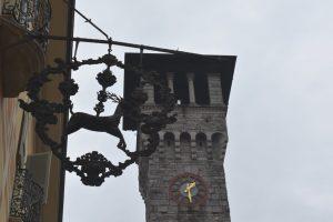 il centro storico di bellinzona